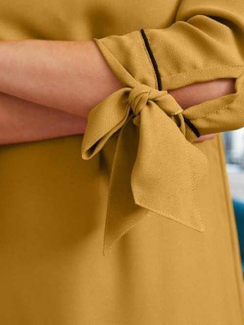 Elegantní šaty ve třech barevných variantách