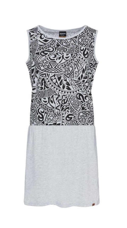 Komfortní šaty na léto v několika barevných variantách