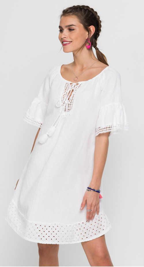 Dámské šaty na léto nad kolena