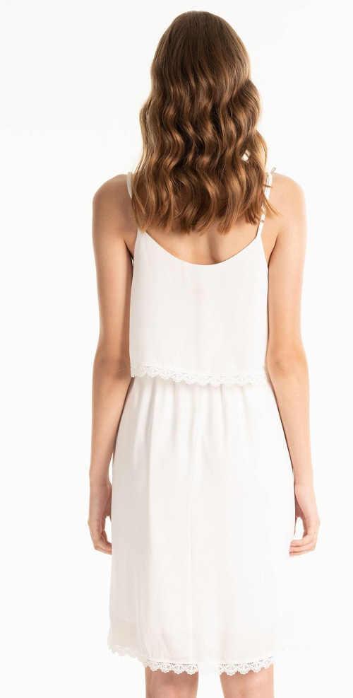 Moderní dámské šaty na léto
