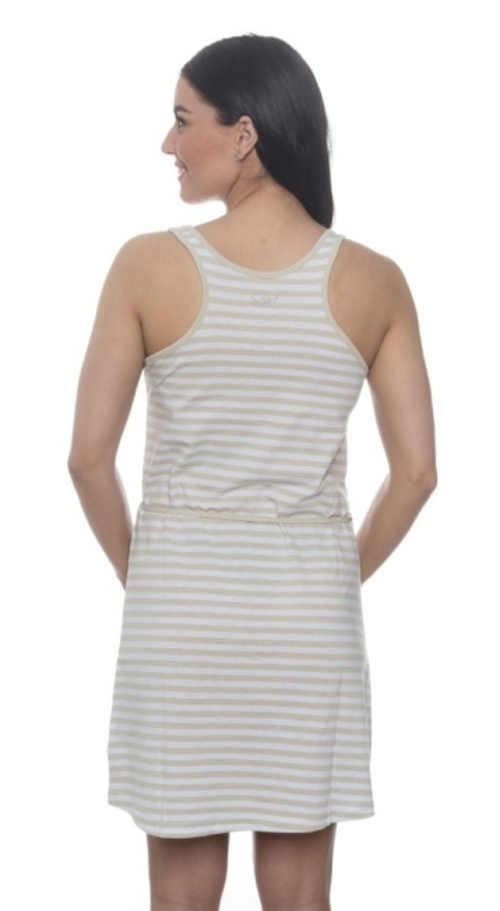 Praktické šaty na léto bez rukávů