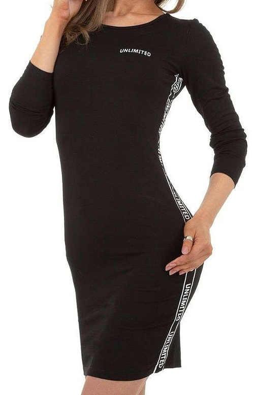 dámské šaty zvýrazňující sexy křivky