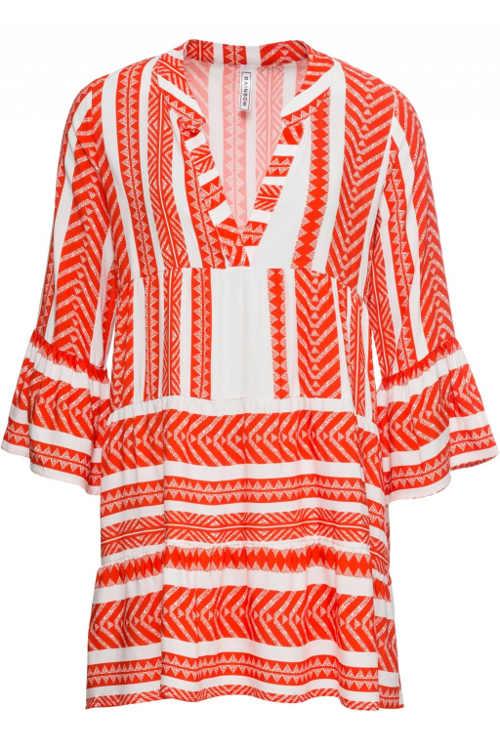 krásné lehké letní dámské šaty