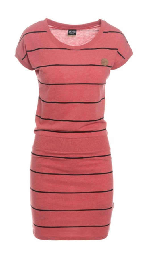 moderní šaty v pohodlném střihu z kvalitní látky