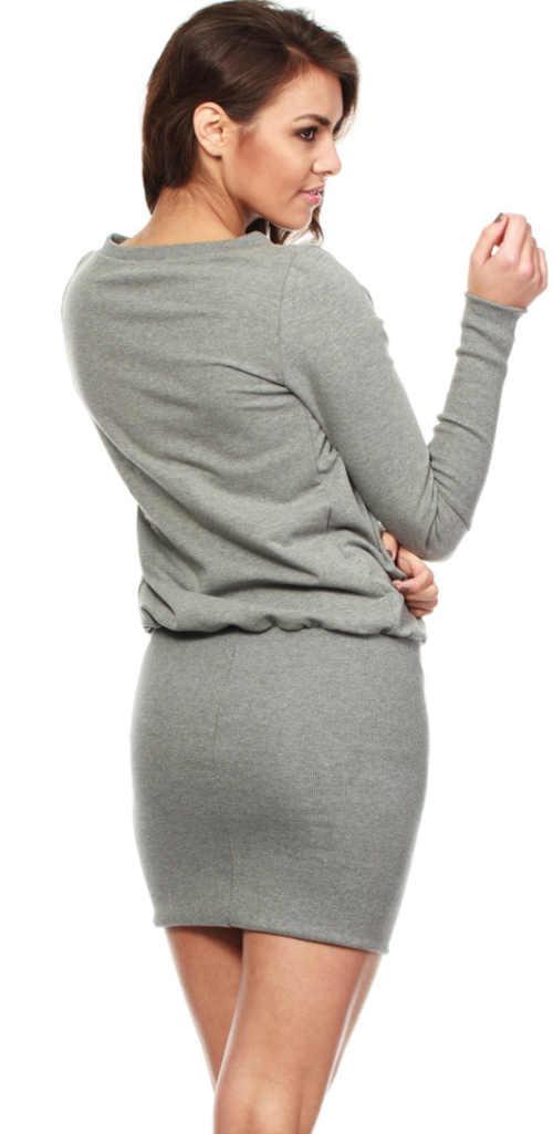 moderní dámské šaty v mini délce