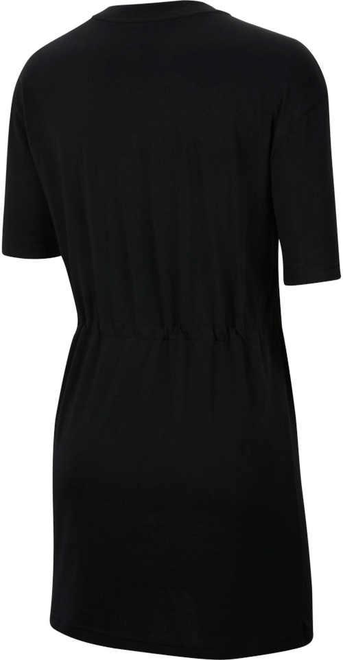 dámské šaty Nike s krátkým rukávem