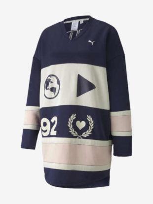 Šaty Puma sportovního střihu v krátké délce z kvalitní látky