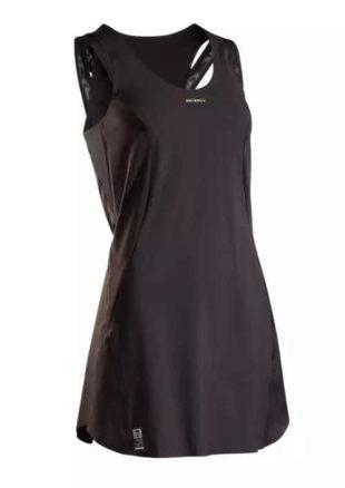 dámské černé šaty na tenis