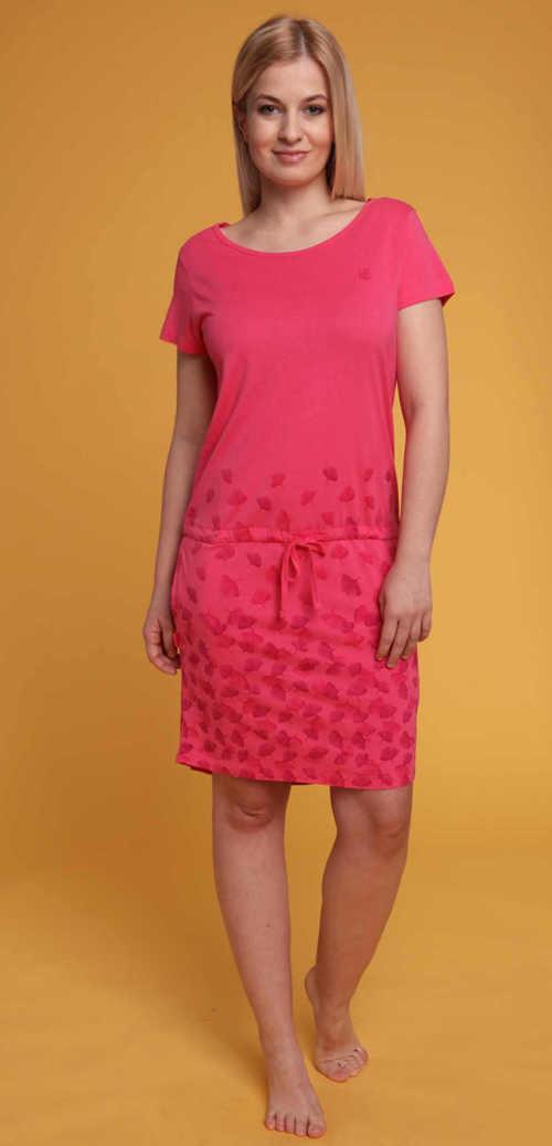 dámské letní šaty z příjemné látky