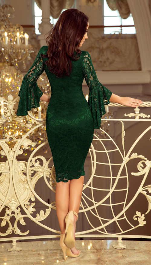 krajkové společenské dámské šaty