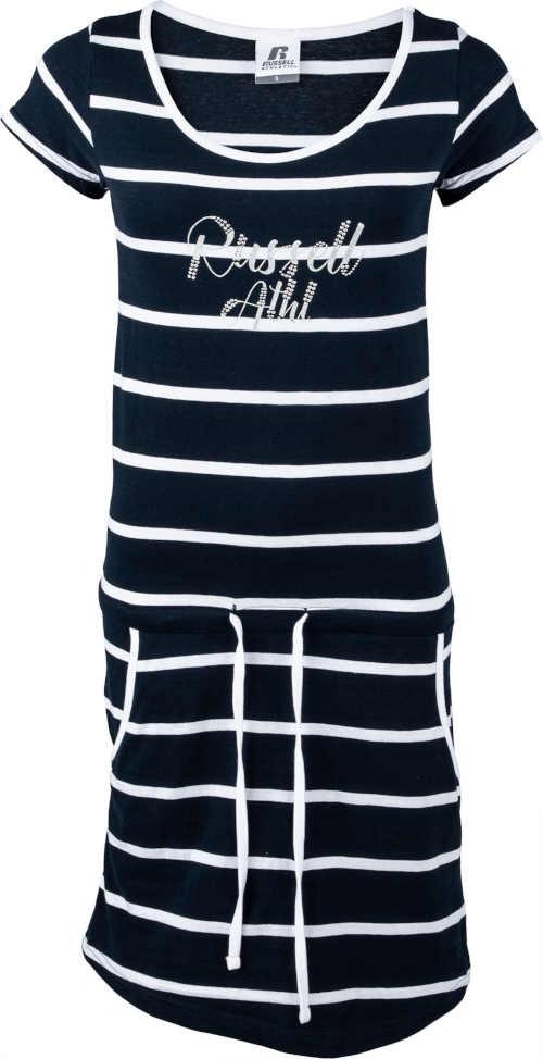 Dámské bavlněné šaty v komfortním nadčasovém střihu