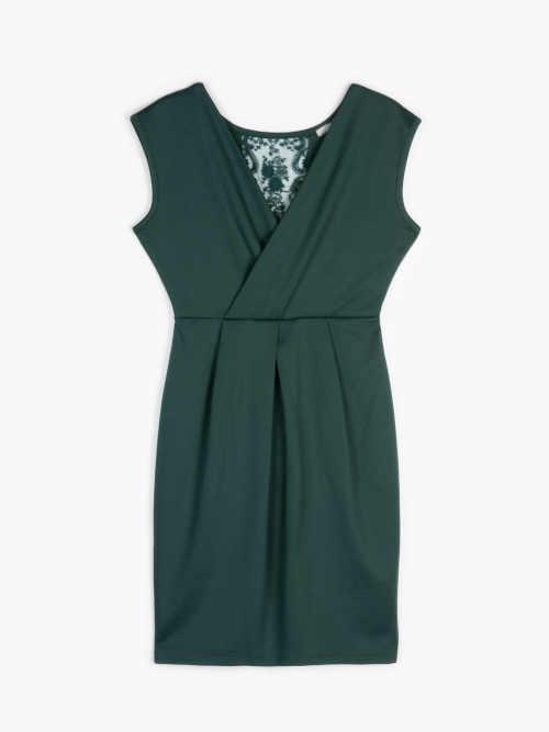 šaty v krátké délce