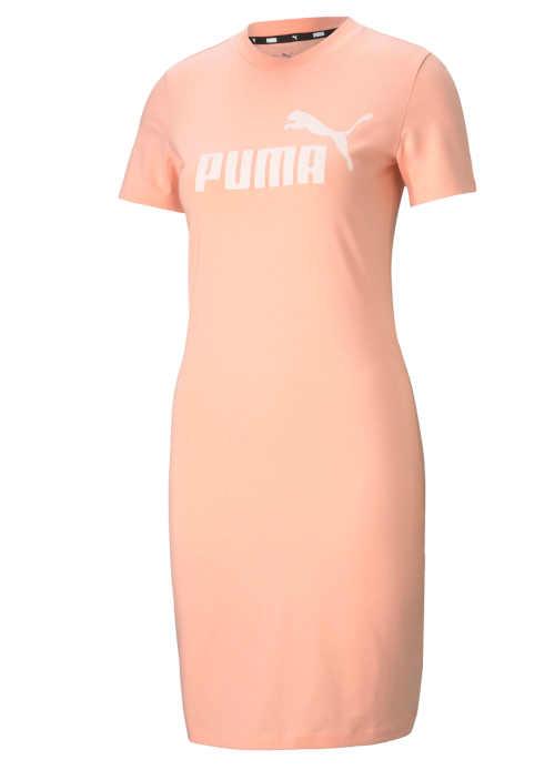 Volnočasové dámské šaty Puma v komfortním střihu