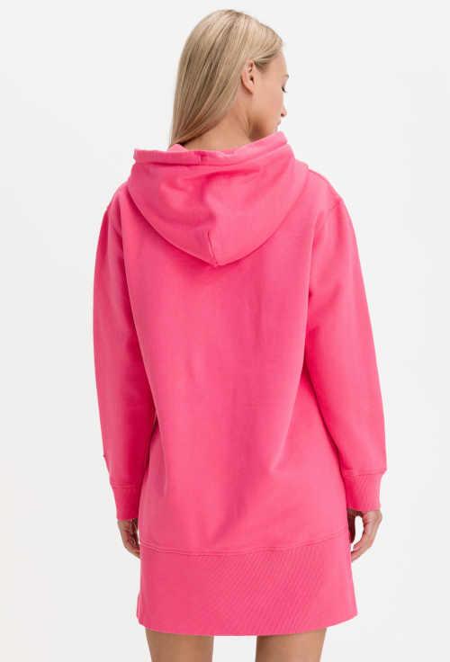 šaty Replay s kapucí