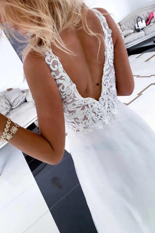 šaty do společnosti i na svatbu