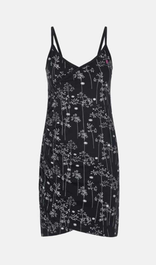 vzorované šaty z bavlny Astratex